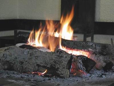 El fuego y las brasas