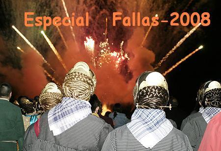 Proximamente ...especial Fallas 2008
