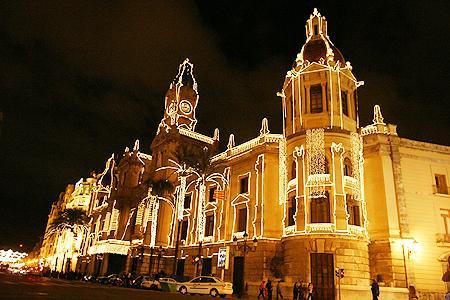 Ya es Navidad en Valencia