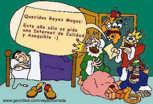 Bienvenidos SS.MM Los Reyes Magos