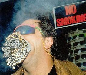 Prohibido fumarme