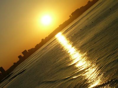 Alicante, amanece