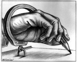 La libertad del escritor