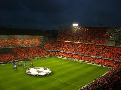 Valencia - Chelsea (Otra noche de Champions)