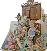 Fallas 2005...Ninot indultat infantil...